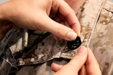 usmc staff sgt reenlistment, close up. quantico photographer