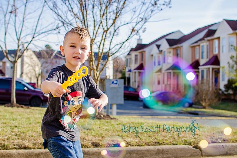 Jackson bubbles