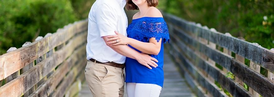 couple on bridgr